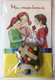 Rosenkranspyssel + häfte för barn