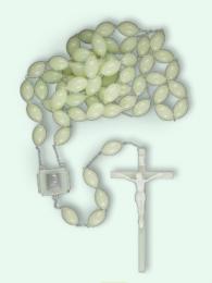 Vägg-rosenkrans, självlysande / fluorescerande