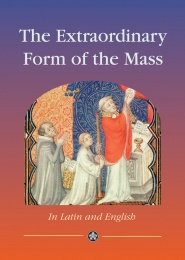 Extraordinary Form of the Mass - Standard Edition (CTS)