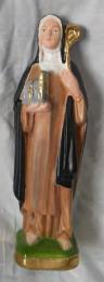 Heliga Birgitta, 20cm, resin