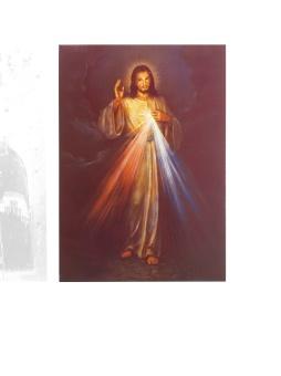 Gudoml. Barmhärtighetens Jesusbild