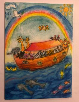 Noaks Ark (dubbelt)