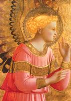 Bebådelseängeln (Fra Angelico)