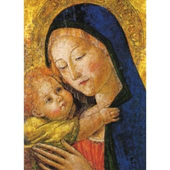 Madonna med barn (Neroccio de' Landi, 1400-t)