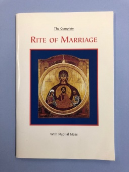 Rite of Marriage with nuptial Mass
