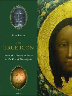True icon / Shroud of Turin & Manoppello