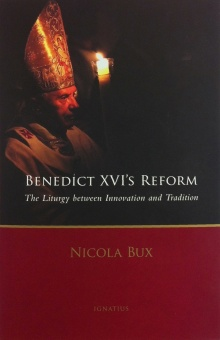 Benedict XVI's Reform -the liturgy betw