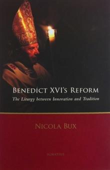 Benedict XVI's Reform -the liturgy betw
