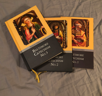 Baltimore Catechism No. 1-3