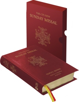CTS New SUNDAY MISSAL, the (Burgundy)