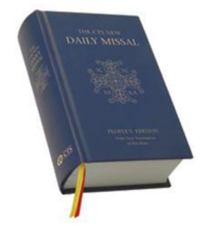 CTS New Daily Missal (people's ed.)