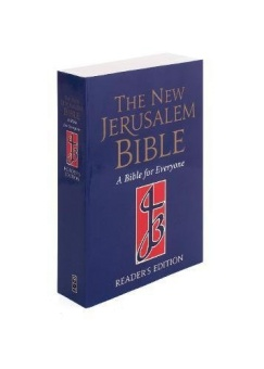 New Jerusalem Bible - A Bible for . . .