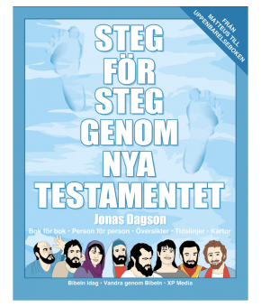 Steg för steg genom Nya testamentet