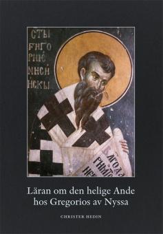 Läran om den Helige Ande hod Gregorios av Nyssa
