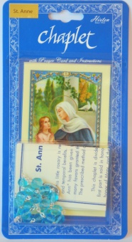 Chaplet - St Anna