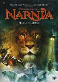 Häxan och lejonet DVD (Narnia bok 2)
