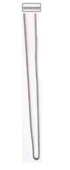 Kedja, silver, 50 cm