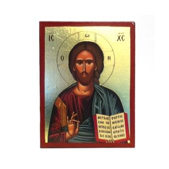 Ikon Jesus Pantokrator