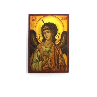 Ärkeängeln Gabriel (12x17), äkta ikon