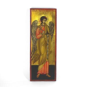 Ängel (avlång), äkta ikon