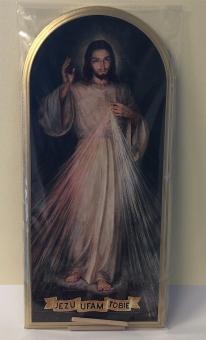 Bilden av Guds barmhärtighet (Polsk text)