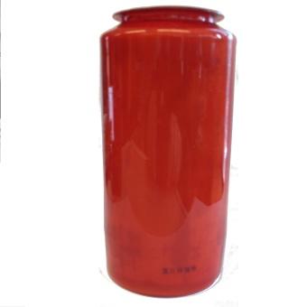 S.k. evighetsljus, rött, 6-7-dagars brinntid