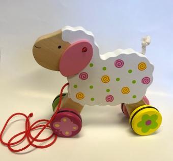 Lamm på hjul
