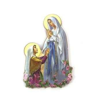 Vår Fru av Lourdes - Magnet