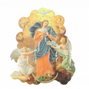 Maria knutlöserskan m änglar - Magnet