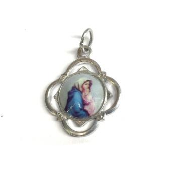 Maria della Strada i silverf fyrklöver