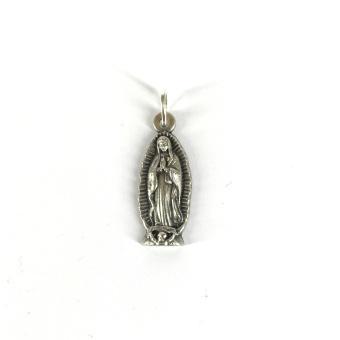 Vår Fru av Guadalupe, konturerad