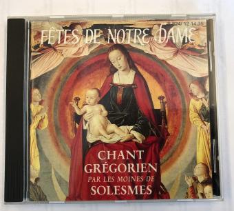 Vår Fru-fester - Fêtes de Notre Dame