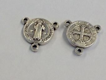 Benedictus-medalj (Rk-mittstycke)