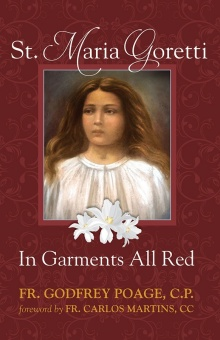 St. Maria Goretti - In Garments All Red