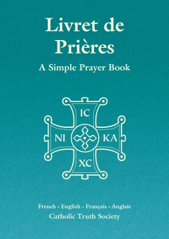 Livret de Prières / French Simple Prayer Book (CTS)