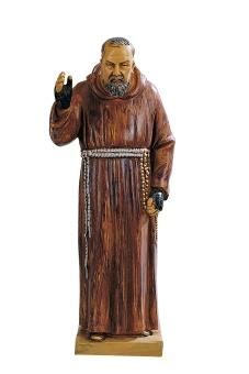 Padre Pio, 17 cm