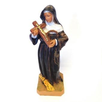 Rita de Cascia m krucifix (16 cm)