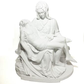 Pietà (Michelangelo), gips
