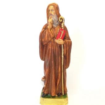 Benedictus av Nursia (15 cm)