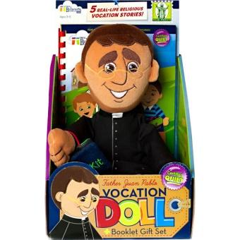 Docka präst (Fr Juan Pablo)