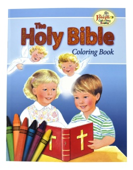 Holy Bible - COLORING BOOK
