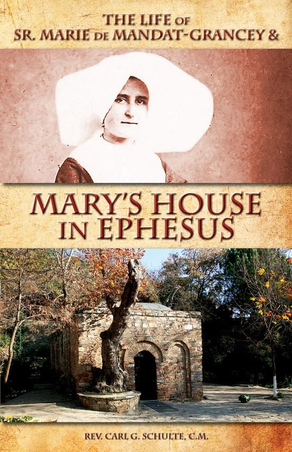 Mary's House in Ephesus