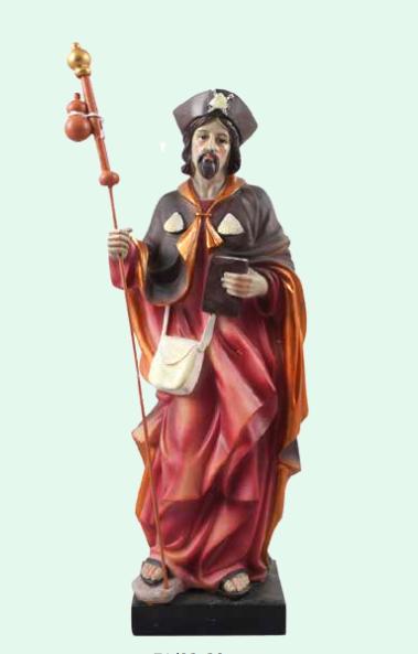 Helige Jakob (Sant'Iago)