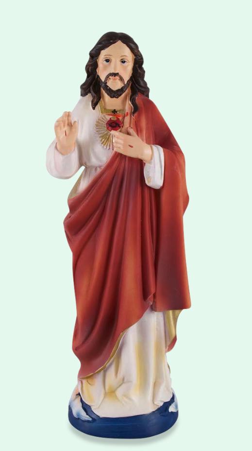 Jesu hjärta 23 cm