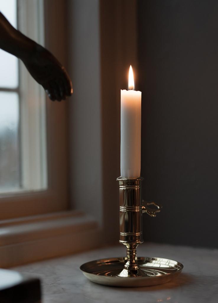 Office Candlestick
