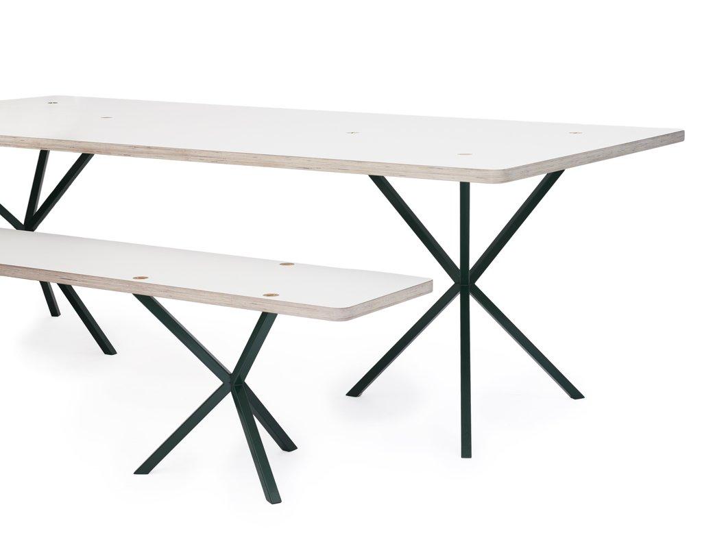 NEB Rectangular Table Top in Laminate