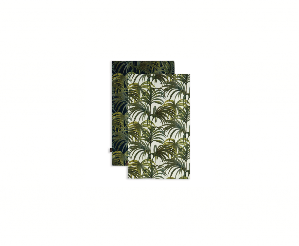 Palmeral Set of Two Tea Towels