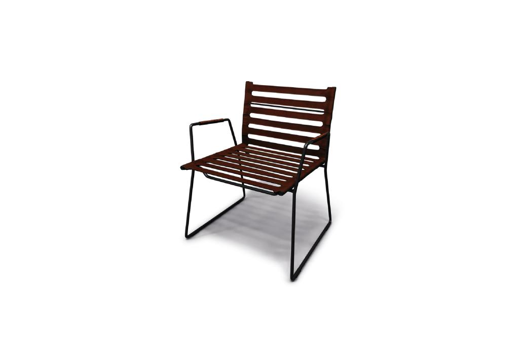 STRAP LOUNGE Chair