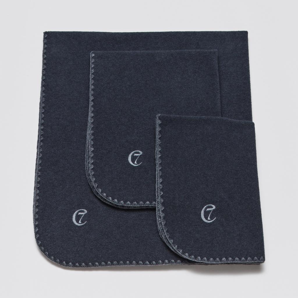 Cloud7 Filt Soft Fleece Dark Grey