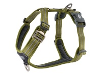 Dog Copenhagen Comfort Walk Air™ Harness Hunting Green